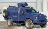 SecPro Armored Personal Carrier