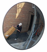 Security  Mirror Domes & Security  Mirrors,SecPro offers Security  Mirrors  for tarffic saftey and crime control