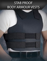 Stab Proof Body Armor Vests