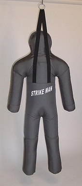 Strikeman Law Enforcement And Military Training Dummie, Strikeman Law Enforcement And Military Training Dummie Will Fit Any Departments Budget, StrikeMan Training Dummie  Is  A   Suspendable  Striking Dummy That Is Ideal For Teaching  Accurate  And Effective Strikes From Nearly Any Type of Impact Weapon