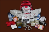 Survival Kit, Survival Food Rations, Freeze Dried Food Rations, MRE Meals
