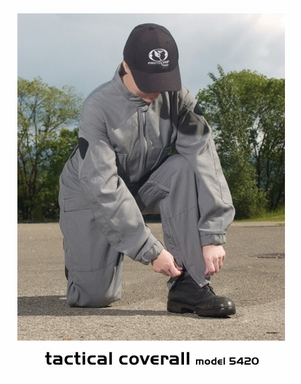 Tactical Coverall Model 5420