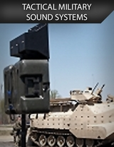 Tactical Military Sound Systems
