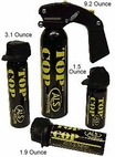 Top Cop OC Defensive Spray, 1.5oz
