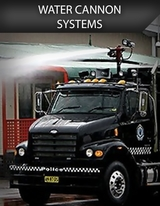 Water Cannon Systems for Riot Control