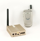 Wireless Color Cell Phone Camera, Wireless Surveillance
