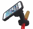 13261: PanaVise BarGrip Mount with Rokform iPhone 6 6S Case for motorcycle, ATV