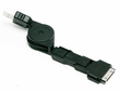 i.Trek 3-in-1 mini USB, Micro USB and Apple 30 pin to USB Cable (Retractable)