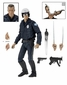 "51914: NECA Terminator 2 � 7"" Scale Action Figure � Ultimate T-1000 (Motorcycle Cop)"
