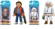 7962+8859: Funko Playmobil: Back to the Future - Marty McFly and Doc Brown