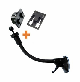 "9"" Long Windshield Mount with Swivel-head for TomTom GO 520/530, 720/730, 920/930"