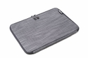 "Booq Mamba sleeve 13, gray  (Fits 13"" Mac/PC)"