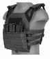 CA-312B: Lancer Tactical JPC Jumpable Plate Carrier (w/o Dummy Plate) in Black