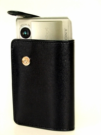 Custom Case for Sony Cyber-Shot DSC-T1, T3 Digital Camera (Slot-in Design)