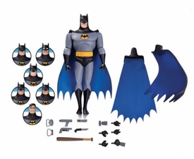 DC34140: DC Collectible Batman: The Animated Series Batman Expressions Pack