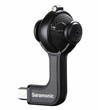 GoMic: Saramonic Profesional Stereo Ball Microphone for GoPro 3 3+ 4 Camera