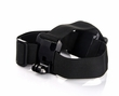 GP23: Adjustable Elastic Head Strap with carrying bag for GoPro Hero HD 1 2 3 3+ Sport Camera