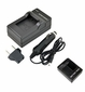 GP3BT+GP3CHG: i.Trek Replacement Battery and Battery Charger Kit for GoPro HERO3
