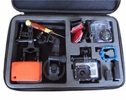 GPCS-L: Lage Hardshell Case for GoPro HD Hero 1 2 3 3+ Sport Camera & Accessories