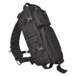 Hazard 4 Bags: Evac plan-b front/back modular sling-pack (Black)  (Sold Out)
