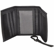 Hazard 4: Wafer Slim Tri-fold Wallet - 1000d Cordura - Black