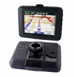 "Silicone Skin Case for 3.5"" Garmin Nuvi 200 205 250 255 260 270 265T, Black"