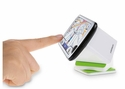 ITQB-WHT: i.Trek QB Mount and stand for GPS, iPhone, Android, Windows 8 Smart Phone (White)