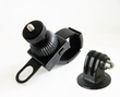 ME-BMDC+DCGO: Strap Handlebar Mount for GoPro Hero HD Sport Camera