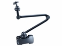 ME-CLP02L: 25 inch long Universal clamp mount with dual T connector