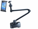 "ME-CLP02L+ME-UTM2: 25 in long Universal clamp mount for Tablet up to 9.7"" screen"