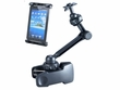 "ME-CLP02S+ME-UTM2: 11 inch long Universal clamp mount with holder for Tablet up to 9.7"" screen (Compatible with iPad, iPad Mini, Galaxy Tab, Kindle etc.)"