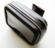 """ME-VHB+WPCS: Universal Motorcycle Gas Tank Mount with Case for 4.3"""" or 3.5"""" Screen GPS Devices"""