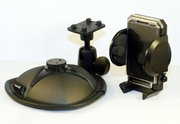 Mini Desktop / Friction Mount for SmartPhone, PDA, iPhone, Blackberry, T-Mobile G1, HTC Touch etc.