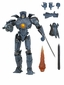 "NECA Pacific Rim - 7"" Deluxe Action Figure - Jaeger - Ultimate Gipsy Danger"