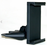 "PP-CDN7: Universal CD slot mount w/ Holder for Tablet, iPad Mini, GPS from 5.5"" ~ 8"" screen size"