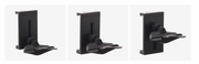 """PP-CDN7: Universal CD slot mount w/ Holder for Tablet, iPad Mini, GPS from 5.5"""" ~ 8"""" screen size"""