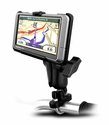 RAM-B-149Z-GA25U: RAM Bike / Motorcycle Handlebar Mount for Garmin 200W, 205W, 250W, 255W, 260W