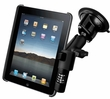 RAM-B-166-AP8LU: RAM Windshiled Suction Cup Mount with Lock for iPad