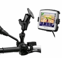 RAM-B-181-TO7U: RAM Twist & Tilt Motorcycle Mount for TomTom One125 130 130S 140 140S
