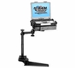 RAM-VB-185-SW1: RAM No-Drill� Laptop Stand System for FORD EXCURSION (2000-2005), FORD EXCURSION LIMITED (2000-2005), FORD F-250 CREW CAB (2011) FORD F-250 SUPER CAB (2011) FORD F-350 CREW CAB (2011) FORD F-350 SUPER CAB (2011) FORD F-450 CREW CAB (2011) FORD F-550 (2011) FORD F-650 (2011) FORD F-750 (2011)