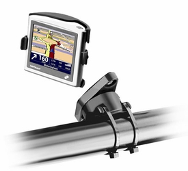 RAP-274-1-TO4: RAM EZ-ON/OFF� Handlebar Mount for TomTom One, 2nd, 3rd Edition