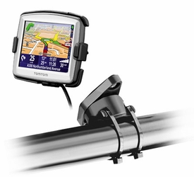 RAP-274-1-TO7: RAM EZ-ON/OFF� Handlebar Mount for TomTom ONE 130 & ONE 130S