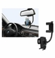 "SP-M001: Universal Rearview Mirror Mount & Holder for SmartPhone and GPS (min 1.4"" ~ max 3.25"")"