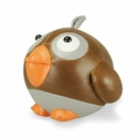 Zuny Cicci Crow Animal Bookend - Brown/Gray
