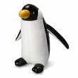 Zuny Classic Penguin Animal Bookend - Black/White