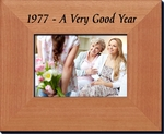 40th Anniversary Frame for 1977