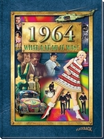 50th Anniversary Book - 50th Birthday Book