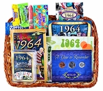 50th Anniversary Gift Basket