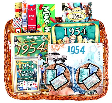 60th Wedding Anniversary Gift Basket : 60th Anniversary Gift Basket60th Gift Basket
