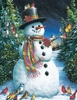 Christmas Gift for Seniors - Large Piece Puzzle